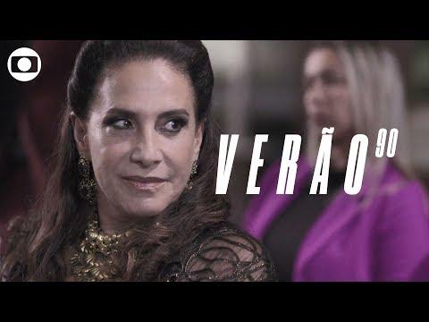 Verão 90: capítulo 128 quarta 26 de junho na Globo