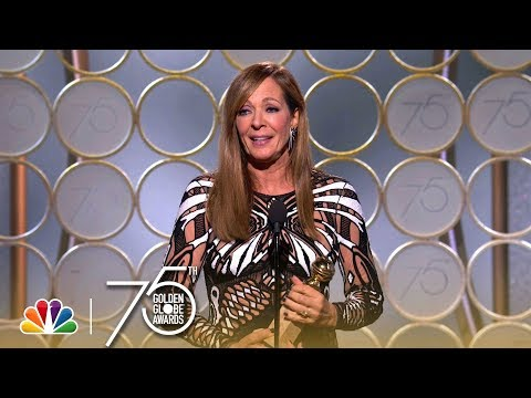 Allison Janney Wins Best Supporting Actress at the 2018 Golden Globes