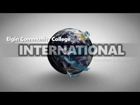 Elgin Community College: International Student Recruitment