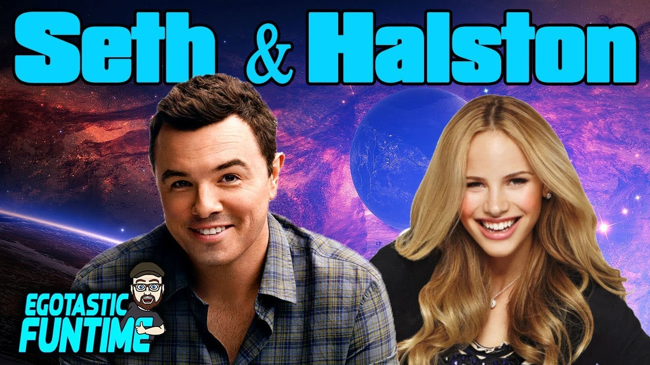 Seth Macfarlane Halston Sage Are Dating Talking The Orville