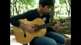 My immortal by Hovo Stepanyan (Sungha Jung)