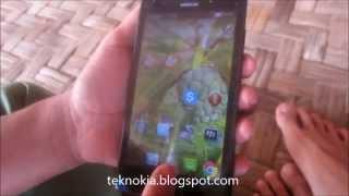Take Screenshot Nokia XL