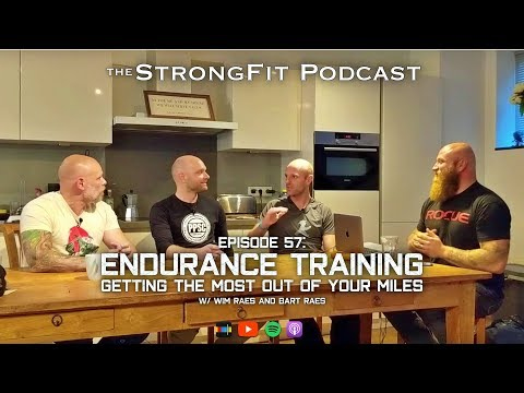 endurance---get-the-most-out-of-your-miles-w/-wim-raes-&-bart-raes---strongfit-podcast-episode-057