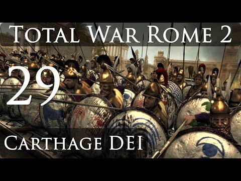 Total War Rome 2 Carthage DEI Campaign Part 29