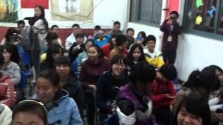 Вадим Бессонов о практике студентов ВФ в Китае №5