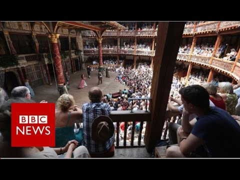 BBC tribute to William Shakespeare - BBC News