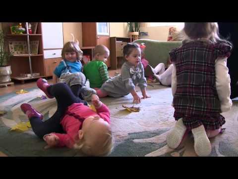 Занятие Божья коровка для детей 1 младшей группы в период адаптации
