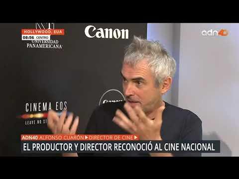 Alfonso Cuarón en entrevista para Es de Mañana