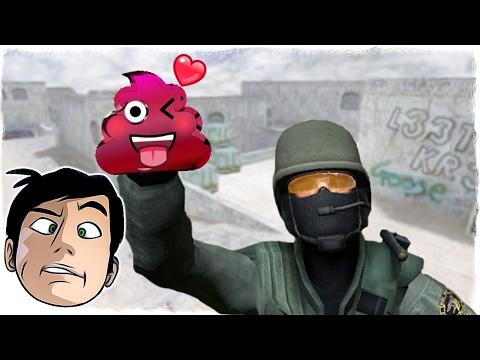 Видео, CS 1.6 Call of Duty НЕ АТМОСФЕРНО - COUNTER-STRIKE СТРАННЫЕ СБОРКИ COUNTER-STRIKE - ВЫПУСК 21