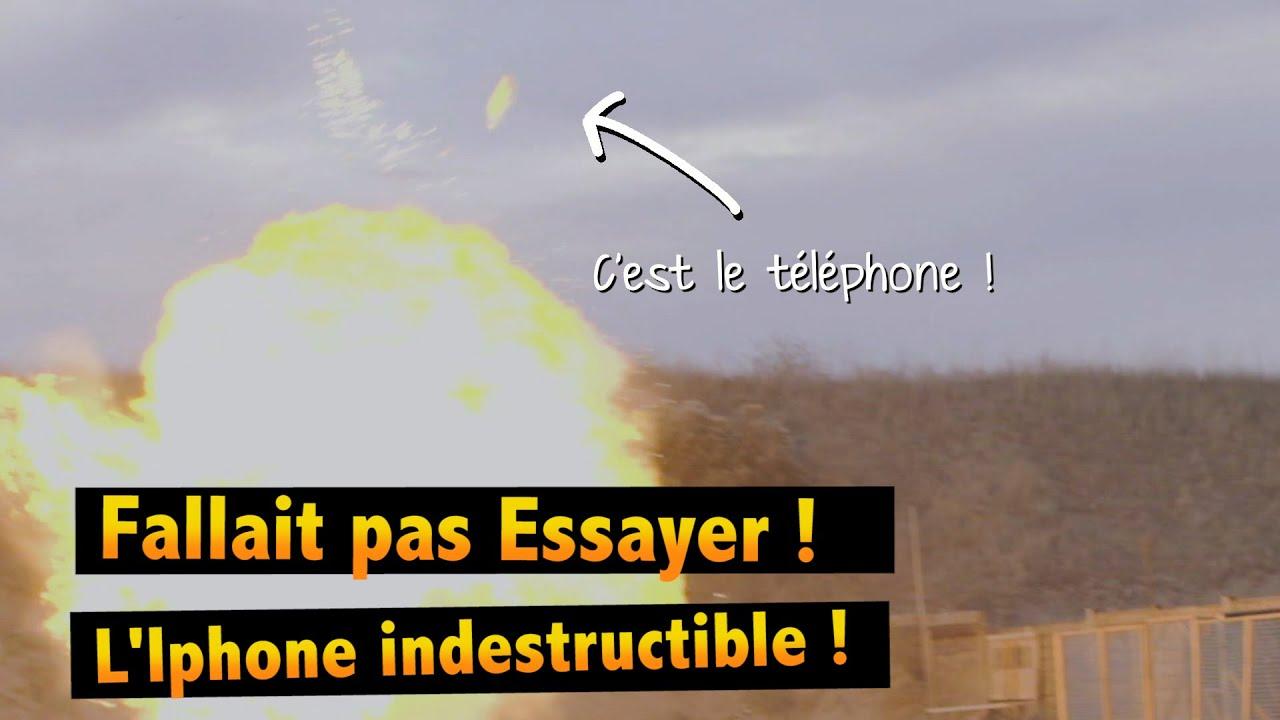 Fallait pas essayer : L'iPhone Indestructible ( 2ème partie )