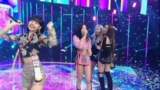 200705 - BLACKPINK (블랙핑크) 'How You Like That' 1st Win + Encore @ Inkigayo