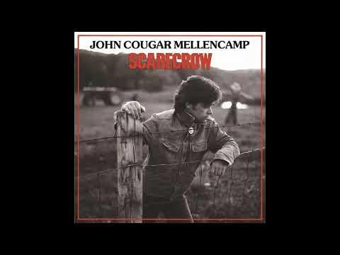 John Cougar Mellencamp - Scarecrow (1985) FULL ALBUM Vinyl Rip