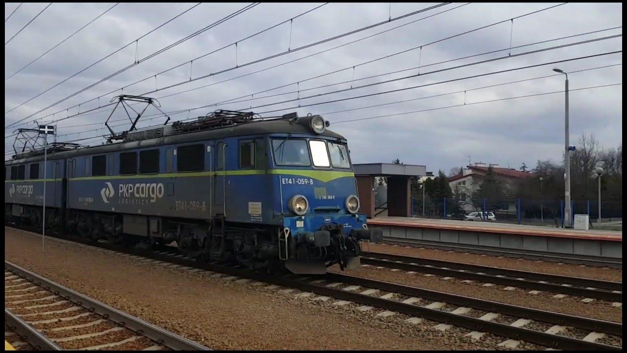 Pociągi na stacji Tarnów Mościce - Rp1