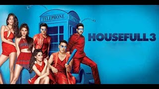 HOUSEFULL 3 | Girl's Daddy Meet their Boyfreinds || Funny Scene ||