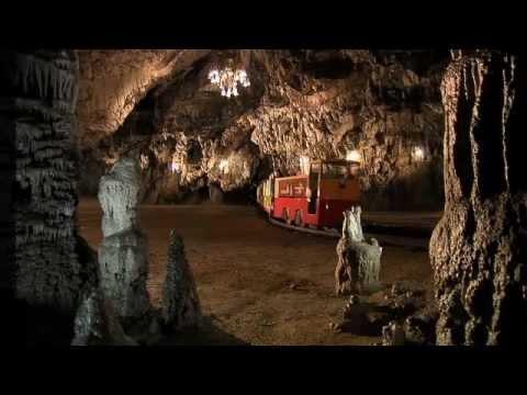 Postojna Cave Slovenia Slovenija (EN) official