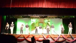 Temptasian 2015 - Sophomore Dance