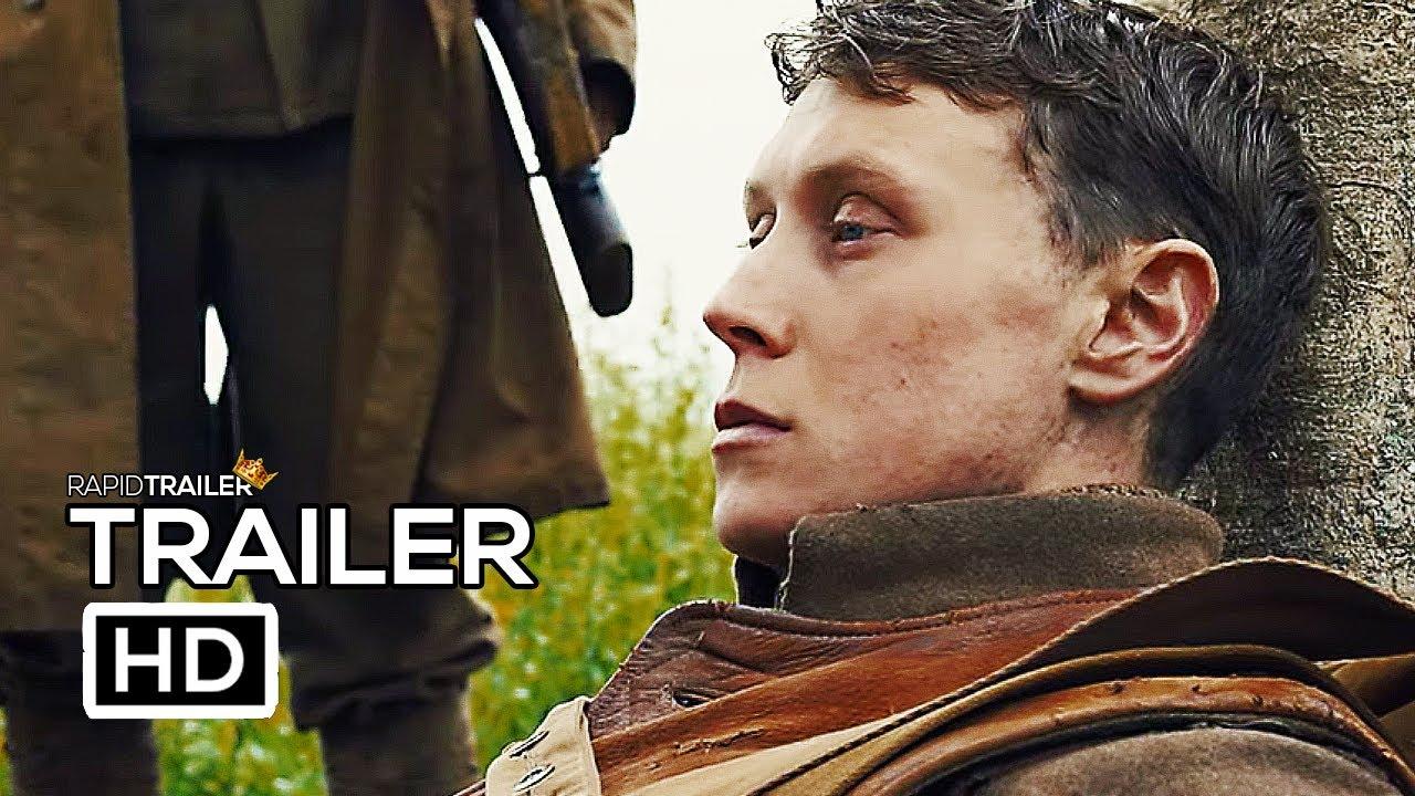 1917 Official Trailer #2 (2019) Benedict Cumberbatch, Andrew Scott Movie HD