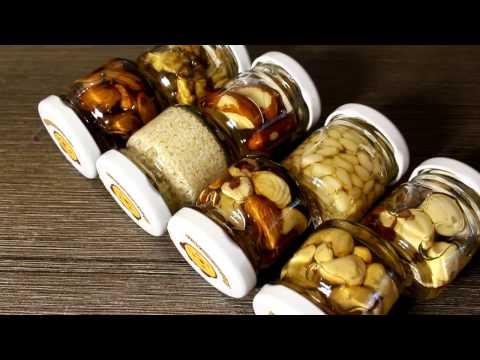 с как орехом потенции для мёд принимать грецким