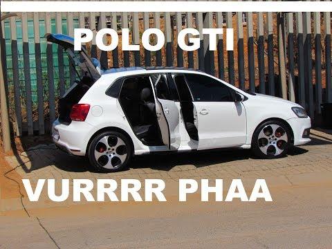 VW POLO GTI (SHOULD I REVIEW THIS??) GTI VURRRR PHAAA