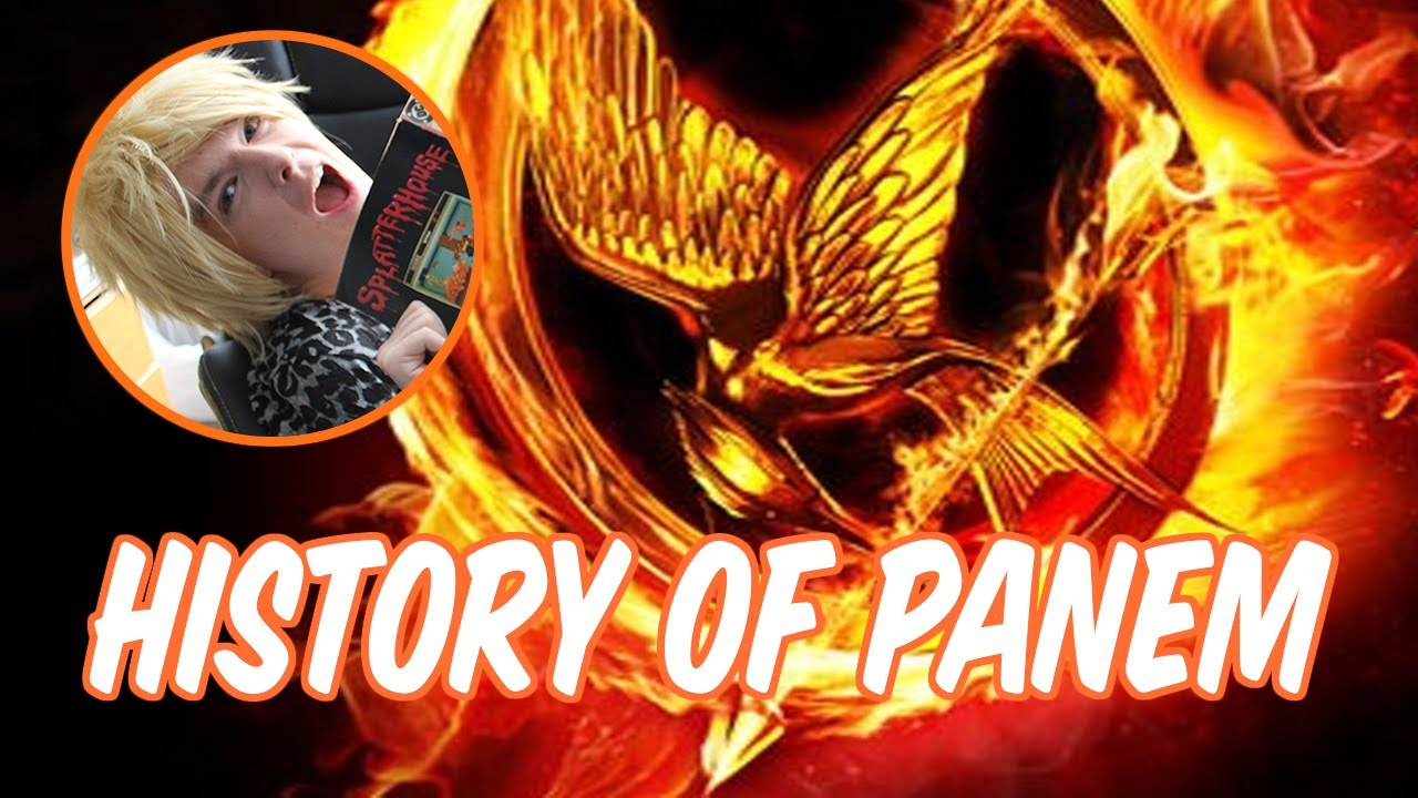 hunger games history of panem