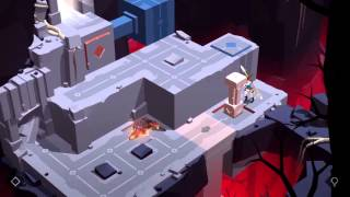 Lara Croft GO Walkthrough The Cave Of Fire - Level 5 - A Restless Chase
