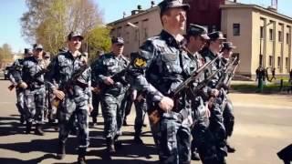 Онега - Парад Победы - 9 мая 2016 год
