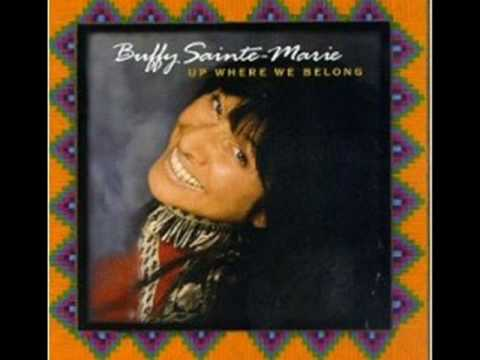 "Buffy Sainte Marie - ""Darling Don't Cry"""