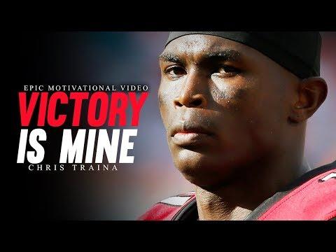 The Ultimate Motivational Speech Video – Victory Is Mine (Ft. Chris Traina) [Motiversity Release]