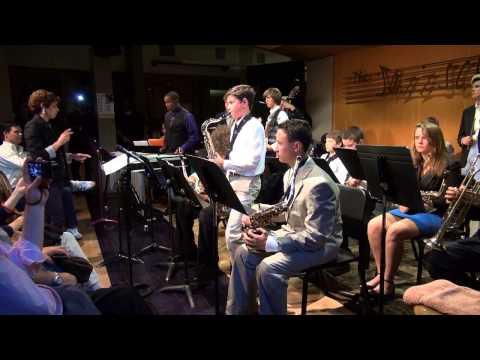 The Jazz School Grp 2, first week concert 2013