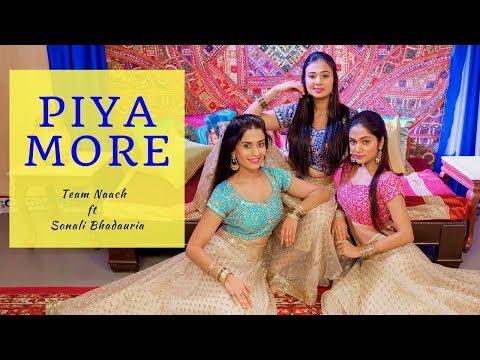 Piya More | Baadshaho | Team Naach ft Sonali Bhadauria (LiveToDance with Sonali)