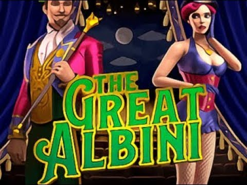 368 BIG WIN! The Great Albini Slot Game By Microgaming #casino #slot #onlineslot #казино