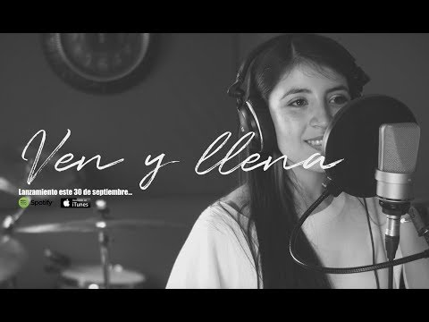 Sary Pacheco ❤️ - Ven y Llena ft. Will Fabre (Video Ofic