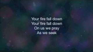 Fire Fall Down - Hillsong lyrics