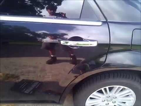 2010 Chrysler 300 Door Handle Replacement Youtube