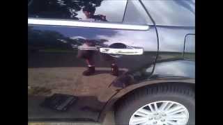 2010 Chrysler 300 door handle replacement