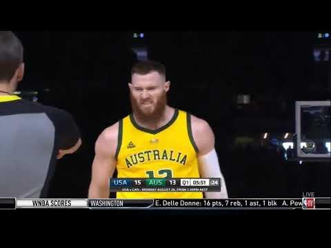 USA Vs Australia Game 2 | Full Game 24.8.2019 | USA Basketball 2019