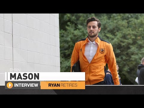 Interview | Ryan Mason on his Retirement from Football | 13.02.18