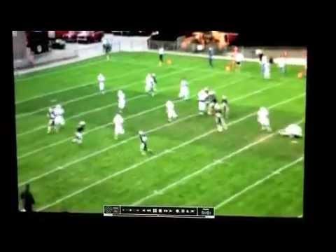 Yul Thomas Football Highlights