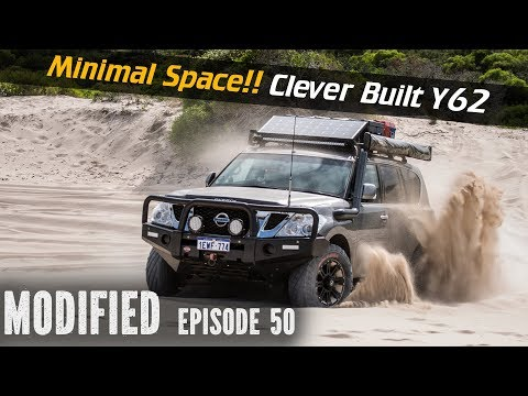 Nissan Patrol Y62 4x4 review, Modified Episode 50