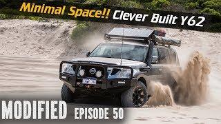 Nissan Patrol Y62 4x4 review, Modified Episode 50