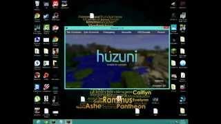 Minecraft Huzuni Hack 1.7.10