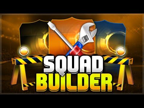Fifa 15 | Squad Builder [1#] - BBVA + Spain (10k)