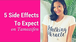 5 Side Effects to Expect on Tamoxifen
