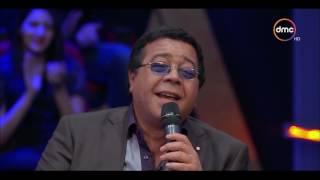 عيش الليلة - الفنان أحمد آدم وصلاح عبد الله يبدعان بأغنية
