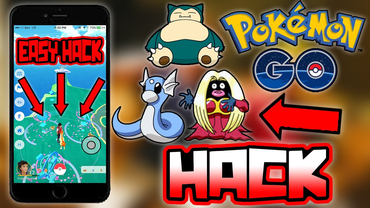 how to get any pokemon in pokemon go hack