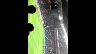 Final do jogo porto - Sporting de Braga 0-0 2015