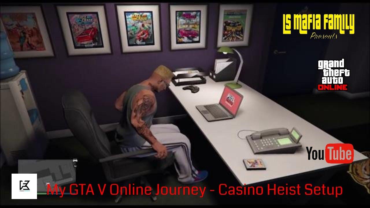 Casino heist aggressive guide