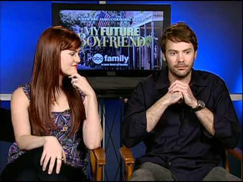 Sara Rue & Barry Watson talk MY FUTURE BOYFRIEND