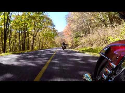 Blue Ridge Parkway, NC Ride - October 20, 2020