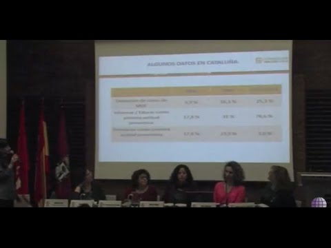 MAP-FGM Congress: Panel 7. Prevention and protection policies in Spain (in English)